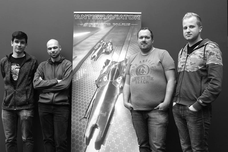 Afgestudeerd, 1 jaar later: de mannen van gamestudio Cybernetic Walrus