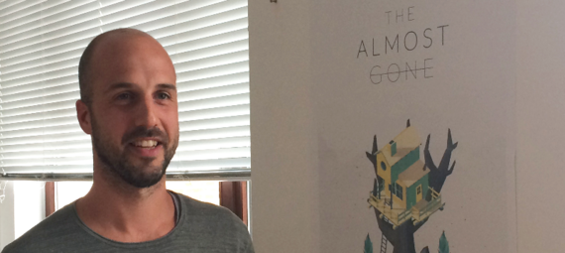"""Gamedesigner David Prinsmel van Happy Volcano: """"Ik heb de zaligste job ter wereld"""""""