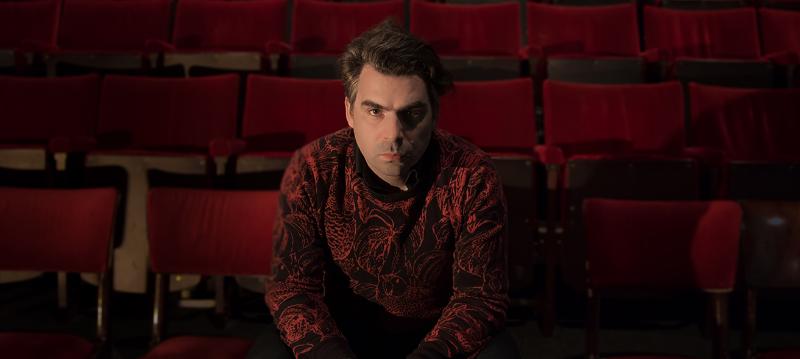 De creatieve ondernemer in Stijn Devillé, artistiek leider bij theaterhuis Het nieuwstedelijk