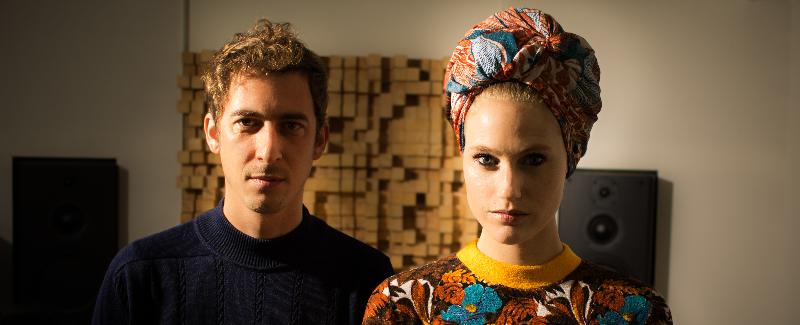 SX, de muzikale onderneming van Stefanie Callebaut en Benjamin Desmet
