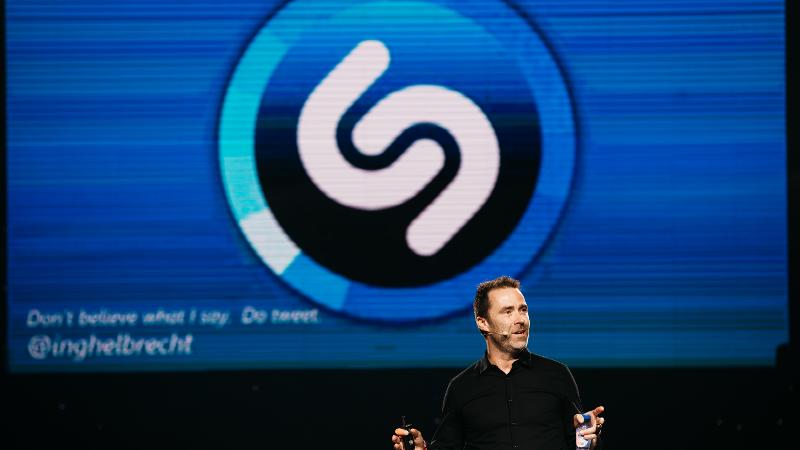 Oprichter Philip Inghelbrecht over het ontstaan van Shazam
