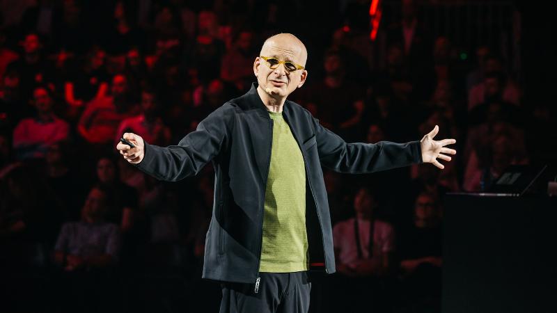 Marketinggoeroe Seth Godin over leiderschap en tribe marketing