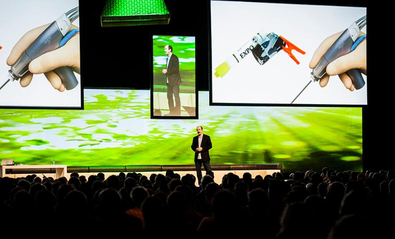"""Tom Kelley, CEO van 's werelds bekendste innovatiebedrijf: """"Zie het leven als een experiment!"""""""