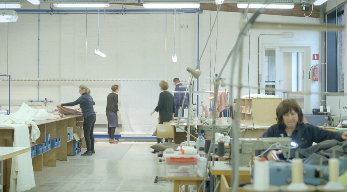 Kortrijkse linnenproducent Verilin wint de Henry van de Velde Company Award