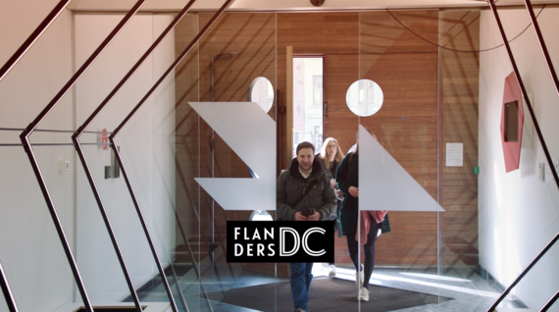 De Expertendag van Flanders DC over communicatie in beeld!