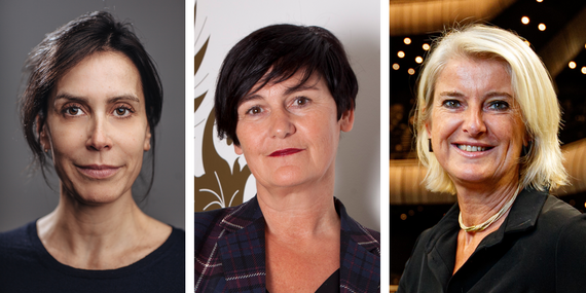Hoe vrouwen in de creatieve sector het verschil maken