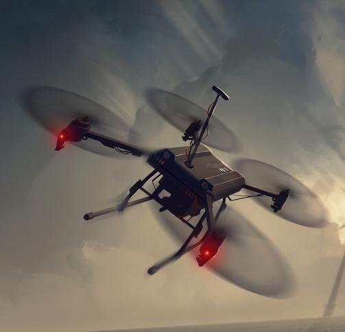 LuGus Studios: van dronesimulators naar ontsmettingsmachines