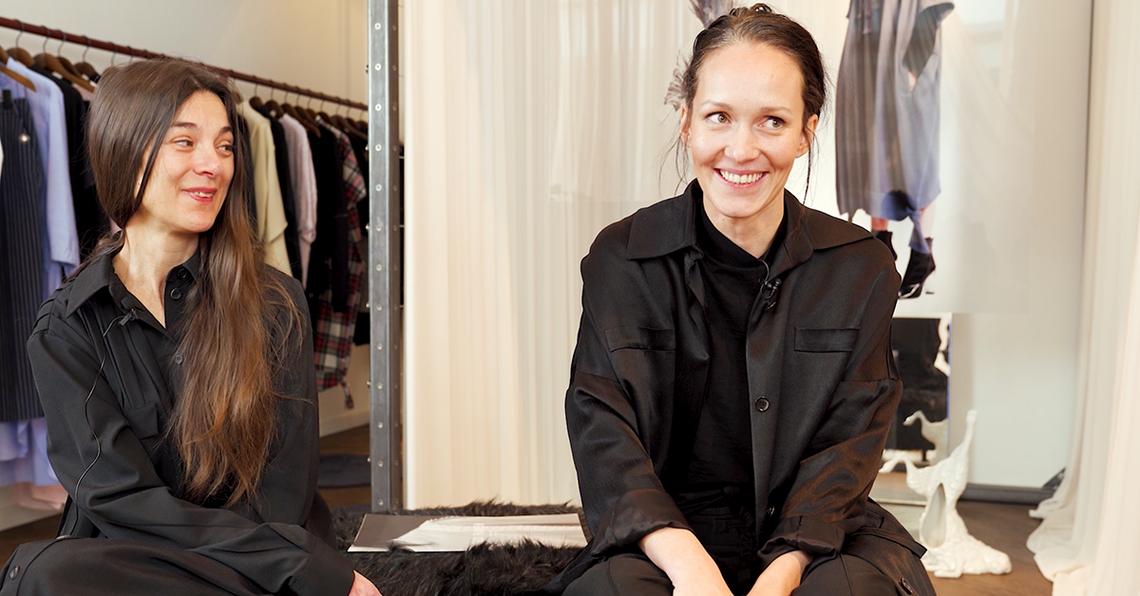 """Modeontwerpster Toos Franken: """"De grootste uitdaging is creatief én ondernemend zijn, twee uitersten van elkaar"""""""