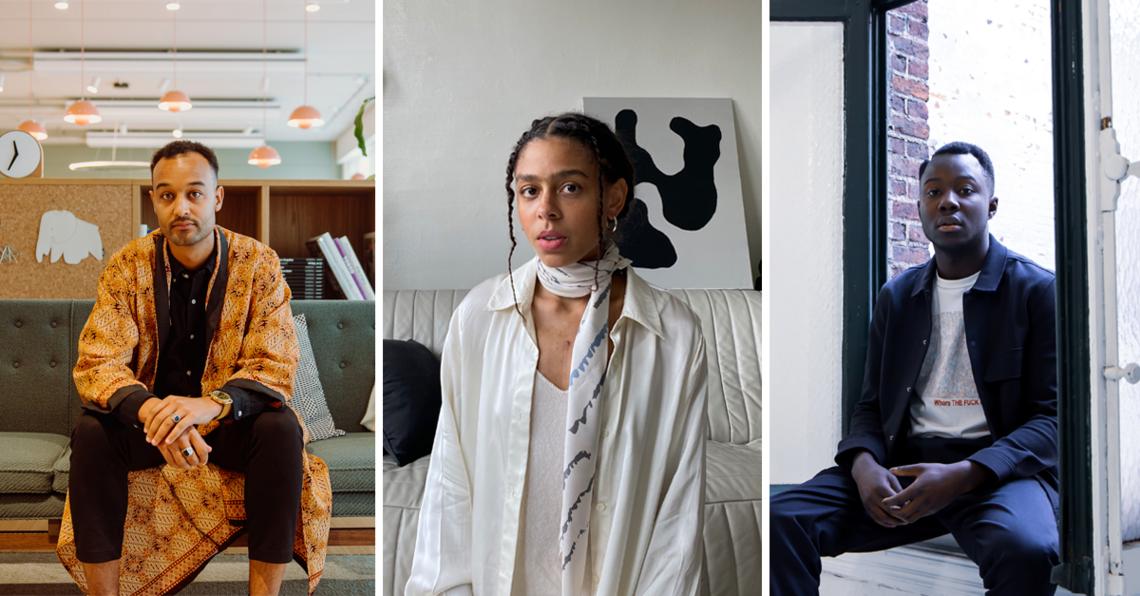 Drie creatieven over hun parcours en de nood aan rolmodellen