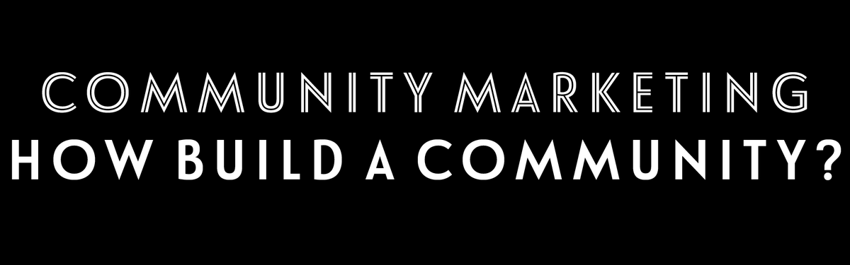 Anya Combs over community marketing