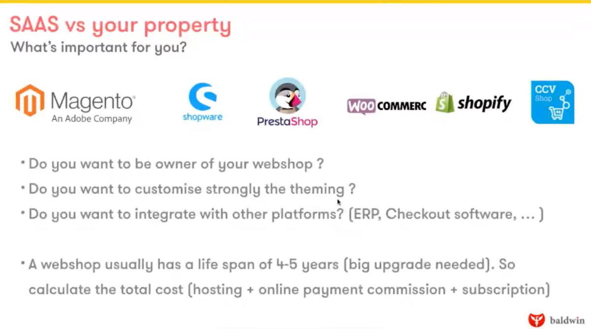Optimaliseer je webshop: verkoop via een bestaand platform of je eigen webshop