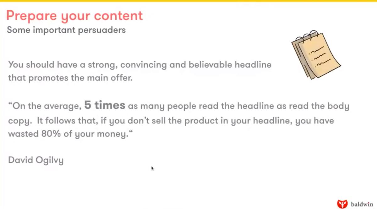 Optimaliseer je webshop: bereid je content voor