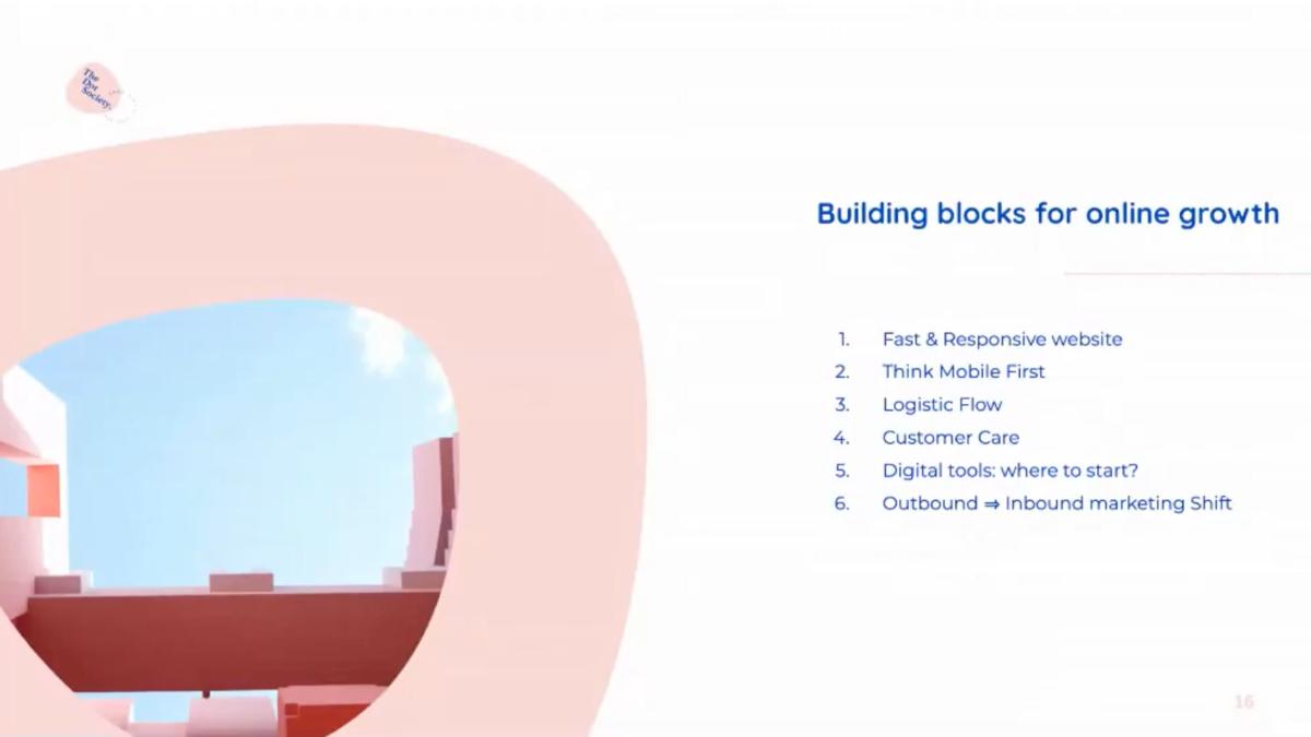 Performance marketing voor je webshop: blokken bouwen voor online groei