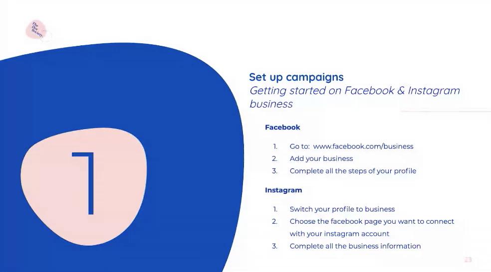 Adverteren op Facebook en Instagram: je kanalen startklaar maken