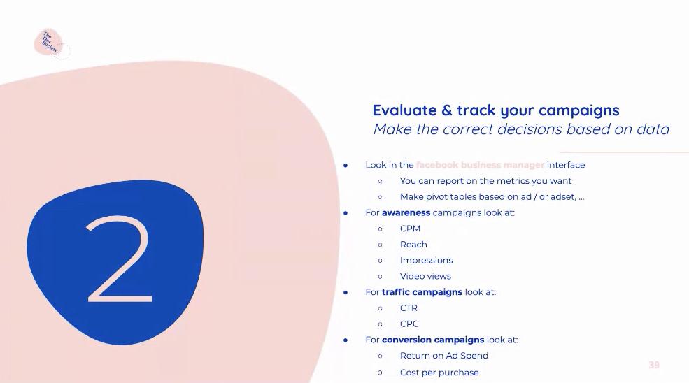 Adverteren op Facebook en Instagram: adverteren op basis van data