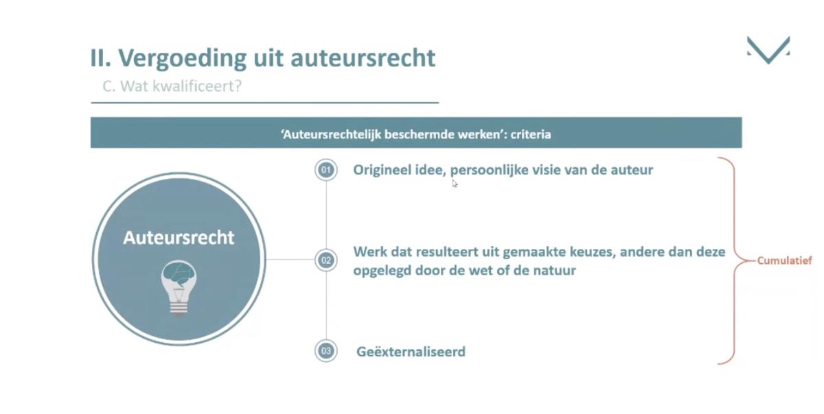 Auteursrechten en fiscale optimalisatie: wat komt in aanmerking?