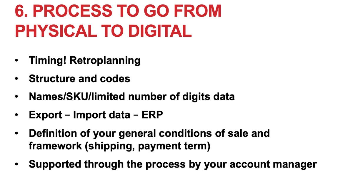 Verkopen via een digitale showroom: van het fysieke naar het digitale