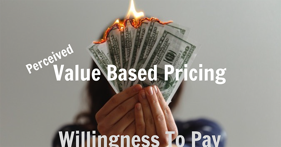Value based pricing: intro