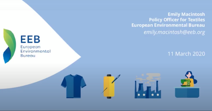 Webinar: Sustainable fashion - prepare your business for EU policy: EPR