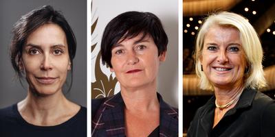 Kato Maes, Karen Corrigan, Katrien Van Eeckhoutte