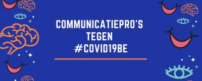 CommunicatiePro's tegen #COVID19