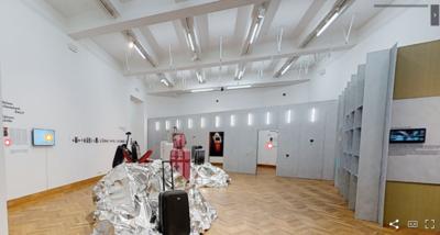 Digitalisering expo Henry van de Velde Awards, BOZAR