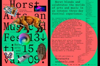 Horst Arts & Music Festival, Ronny & Johny