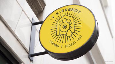 Branding, 't Kiekekot