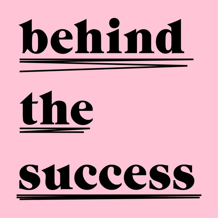 Emma Gelaude behind the succes